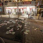 Riots in Stuttgart, Germany, leave dozens arrested and injured