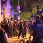 George Floyd protests: Rioters target police across US; 4 shot in St. Louis, 1 in Vegas, Bronx hit-and-run caught on video