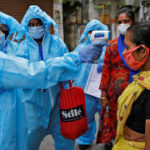 India reports nearly 10,000 coronavirus cases in one day