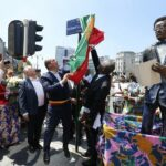 Brussels drops plans for statue of Congo's murdered prime minister