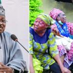 Sympathisers Storm Ajimobi's Ibadan Residence (VIDEO & PHOTOS)