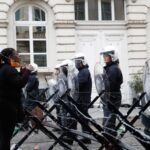 Police will demonstrate today against accusations of racism