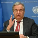 UN secretary-general demands Israel renounce West Bank annexation plans