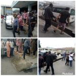 Court remands four police officers for torture, death of mechanic (PHOTOS)