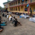 Ogun Police Parade 103 Suspects Over Cultism, Vandalism, Robbery (PHOTOS)