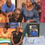 Father Of Late Combat Helicopter Pilot, Tolulope Arotile, Speaks On Daughter's Last Moments, Says She Fulfilled Childhood Dream (photos)