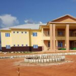 Pictures Of The New Hospital Building At Enugu General Hospital, Nsukka