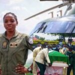 Arotile's Remains Arrive Military Cemetery Abuja (PHOTOS)