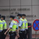 US consulate in China readies for closure as diplomatic row rages