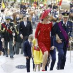 What does Belgium celebrate on its National Day?