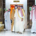 Saudi King Salman leaves hospital after gall bladder surgery