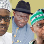 Nigerians React As Buhari Ignores Obasanjo, Names Railway Stations After Jonathan, Others
