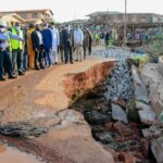 Abiodun visits flooded communities, pledges to assist victims on lost goods, property (photos)