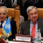 Libya, UN discuss political solution to Libyan crisis