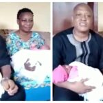 Nigerian Woman Gives Birth To 2nd Baby, 21 Days After Delivering 1st One (Video)