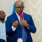 Obaseki's wife forecloses diversion of public fund in Edo