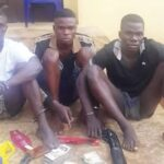 Thugs rob businessman of dollars, gets arrested in Anambra
