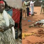 Police raid Togolese Voodoo witchdoctor's shrine and discover 2,000 human bodies dried like stock fish, 500 bodies buried alive  (graphic photos)