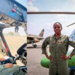 Nigeria's first female combat helicopter pilot Arotile dies (PHOTOS)