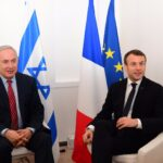 France's Macron asks Israel to drop West Bank annexation plans