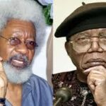 I Was Disappointed By Chinua Achebe's Comment On My Nobel Prize – Wole Soyinka Opens Up