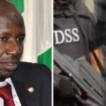 DSS arrests EFCC Acting Chairman, Magu