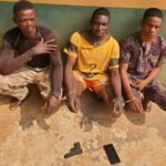See The Three Boys Who Gang-Raped A Lady With Toy Gun In Ogun