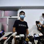 Hong Kong activist vows to continue to resist Beijing despite election ban