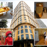 See Stunning Photos Of The $200m Hotel Made Of Gold In Vietnam