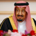 Saudi king, 84, admitted to hospital: royal court