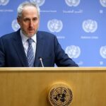 UN suspends 2 officials over sexual misconduct
