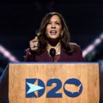 Kamala Harris accepts VP nomination, making history on third night of Democratic convention