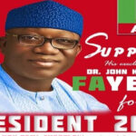 2023: Fayemi disowns presidential campaign posters