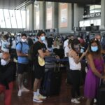 Coronavirus: France expected to impose quarantine for UK travellers in reciprocal move