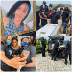 PHOTOS: Tears Flow As FAAN Worker Who Was Crushed To Death By Fallen Container Is Laid To Rest In Lagos