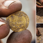 1,100-Year-Old Gold Coins Found At Dig Site In Israel (See Photos)