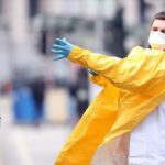 Belgian average rises to 448 new coronavirus infections per day