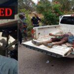 Police Kills Wanted Serial Killer In Ogun, Feyisola Dosunmu (photos)