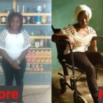 PLEASE HELP: Rasaq Sherifat Folashade Is Down With Stroke,She Need Your Help (SEE VIDEO & PHOTOS)