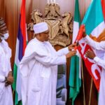 Edo 2020: President Buhari Endorses Ize-Iyamu