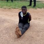 Oyo Police parades re-arrested Ibadan serial killer, Sunday Shodipe, other criminals [PHOTOS]