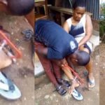 Man Chained His Own Wife To A Pillar For 10 Hours And Disappeared With Key In Ebonyi