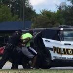 Nigerian Man, Mathias Ometu Is Arrested By US Police While Jogging In Texas (Photos)