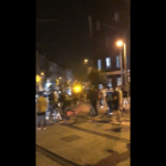 Two police officers injured: Union shares footage of uproar after arrest in Schaerbeek (VIDEO)