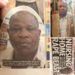 How Nigerian Man Was Caught After He Sneaked Into A Home And Raped 73-Year-Old Woman In Ireland
