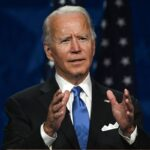 Biden says will campaign in person in US battleground states