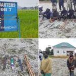 See Faces Of Notorious Bandits Invading Southern Kaduna Villages And Killing Innocent People (Photos)