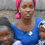 'My husband abandoned my daughters and me because we have blue eyes' – Mother of viral girl with blue eyes narrates ordeal (photos & video)