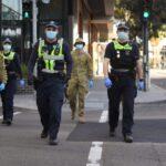 Australian city begins curfew as global virus cases top 18 million