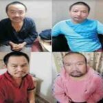 Faces Of Four Chinese Nationals Rescued In Cross River After 26 Days